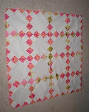 9patch quilt top