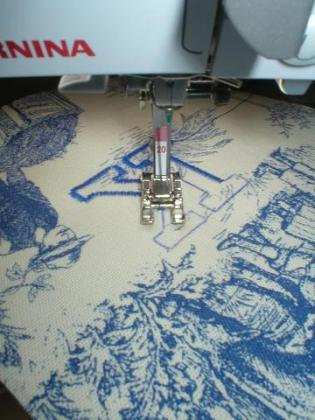 Mini Tutorial  Monogramming Without An Embroidery Machine