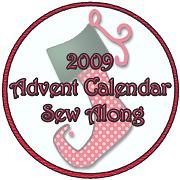 2009 Advent Calendar Sew Along
