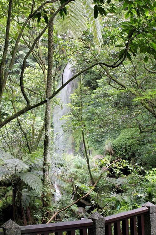 silk waterfall YMS