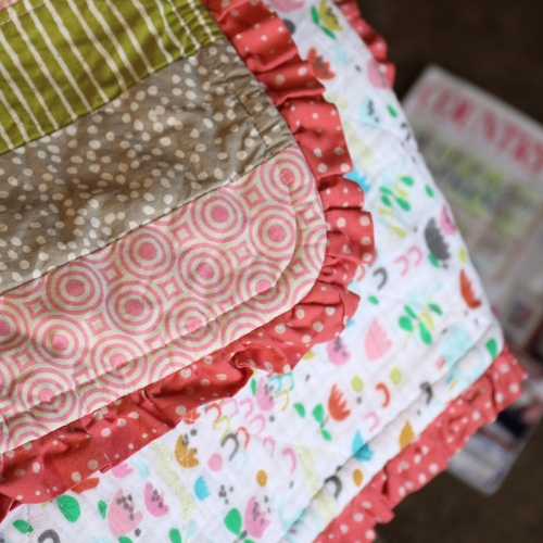 Two Quilts Yep Two Craft Apple