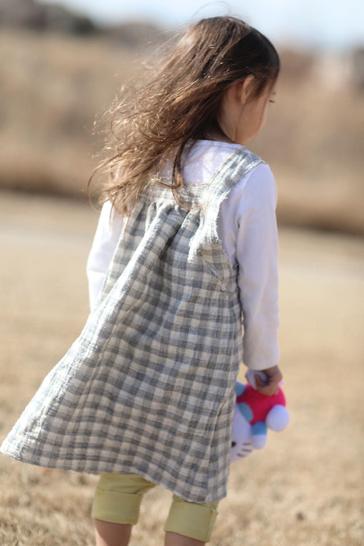 Gingham dress imogen2